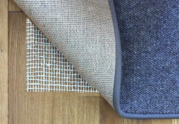 anti rutsch teppichunterlage teppichfixierung online shop. Black Bedroom Furniture Sets. Home Design Ideas