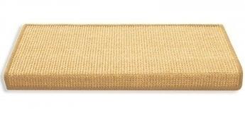 Fußmatte Sisal sisal stufenmatte eckig leinos naturfarben shop