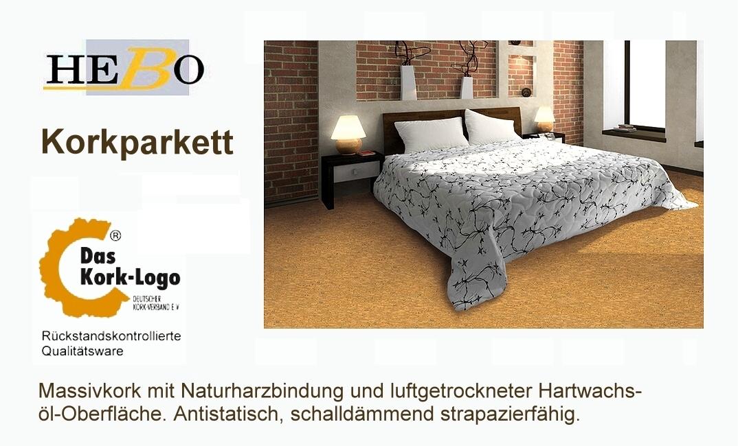 korkparkett korkfertigparkett rundum natur. Black Bedroom Furniture Sets. Home Design Ideas