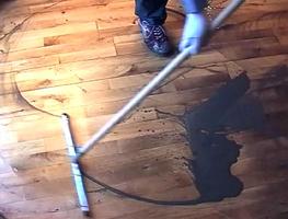 Fußboden Nachölen ~ Pflegeöl Ölwäsche reinigung leinos naturfarben 285